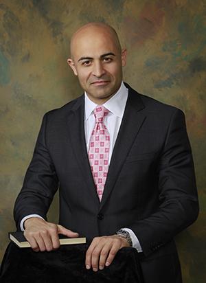 Reza Golesorkhi