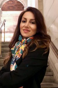 Saba Bagherzadeh